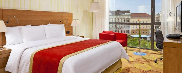 Marriott Courtyard Budapest City Center